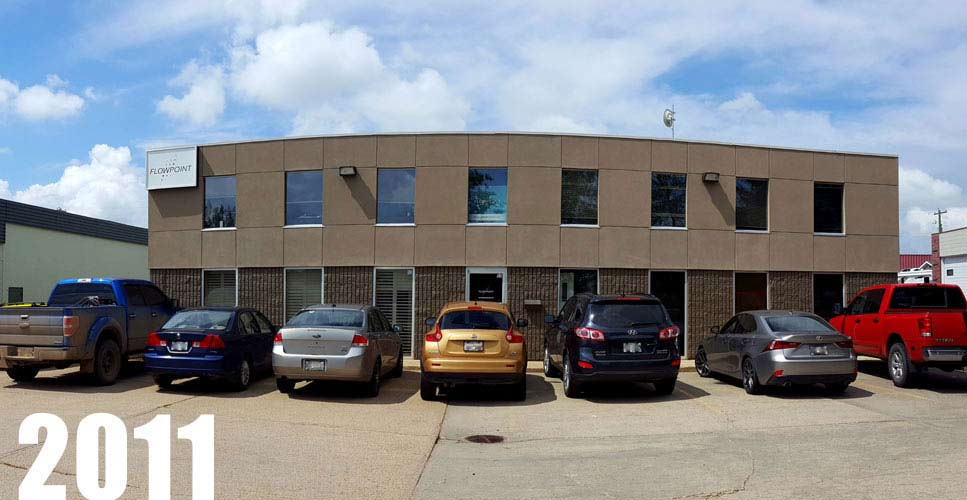 Municipal Solutions' head office relocated to their current office space in St. Albert, Alberta