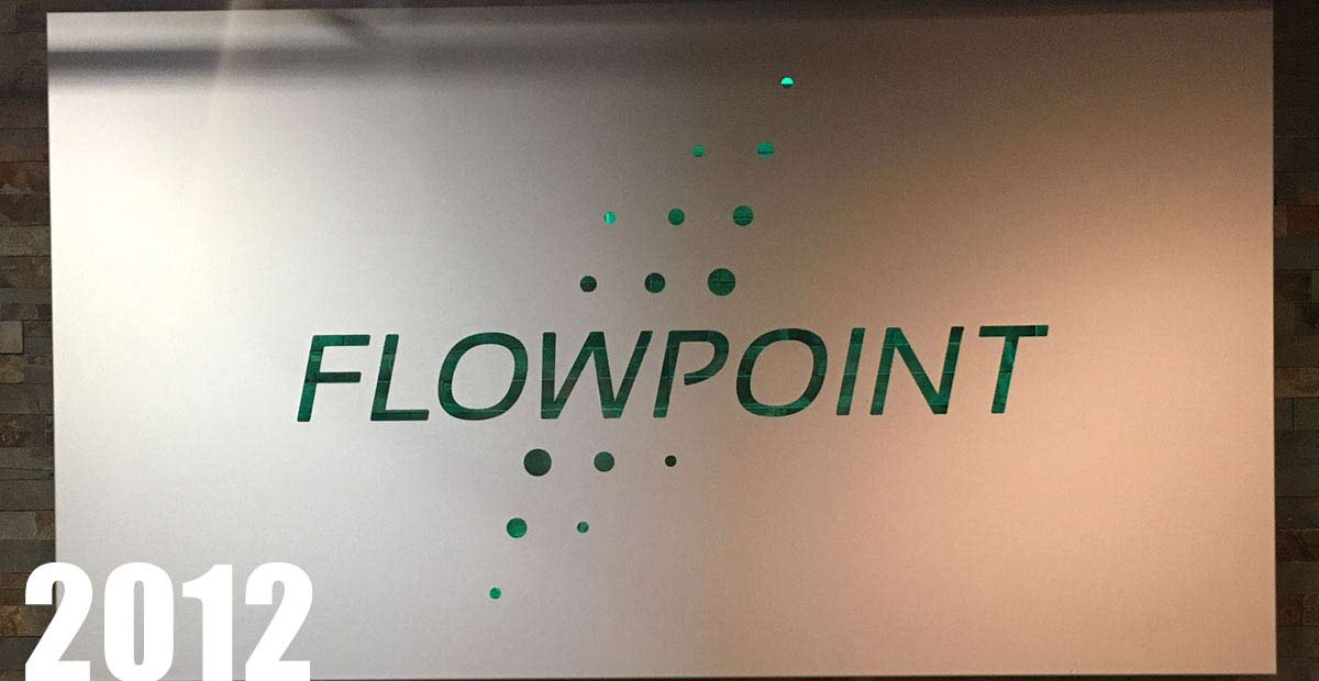This is our current Flowpoint logo