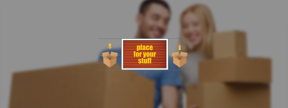 Place For Your Stuff's self storage tips