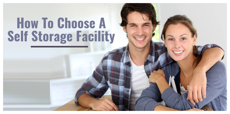 Finding the best storage facility in St. Albert