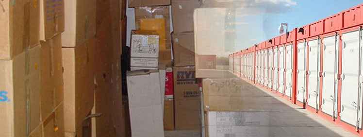 Move those boxes to your Edmonton storage rental units!