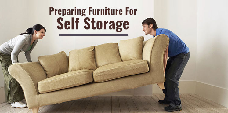 Preparing Furniture for Self Storage
