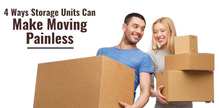Moving items to storage facility